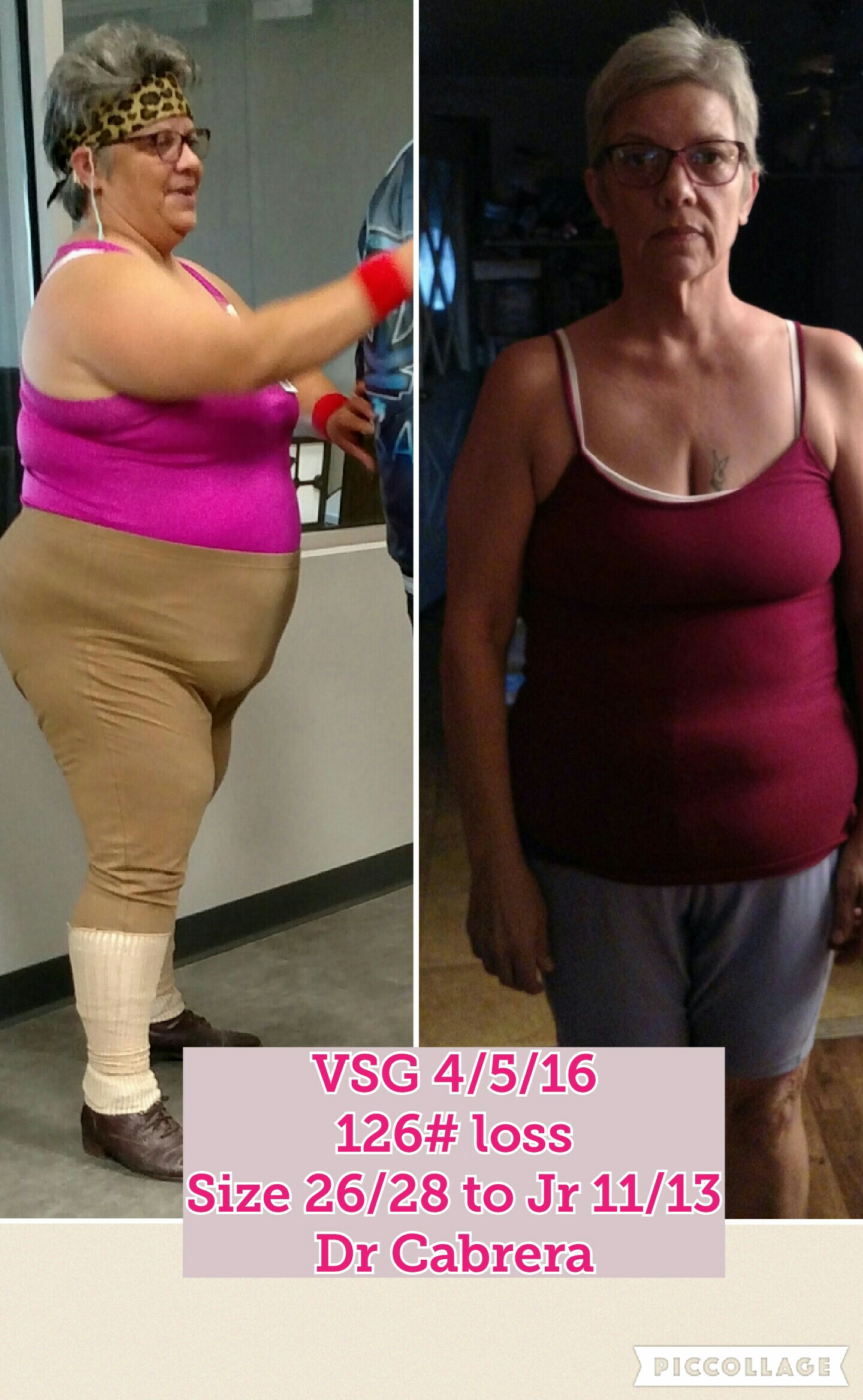128 Pounds Lost: Mom, you have a big belly - The Weigh We Were