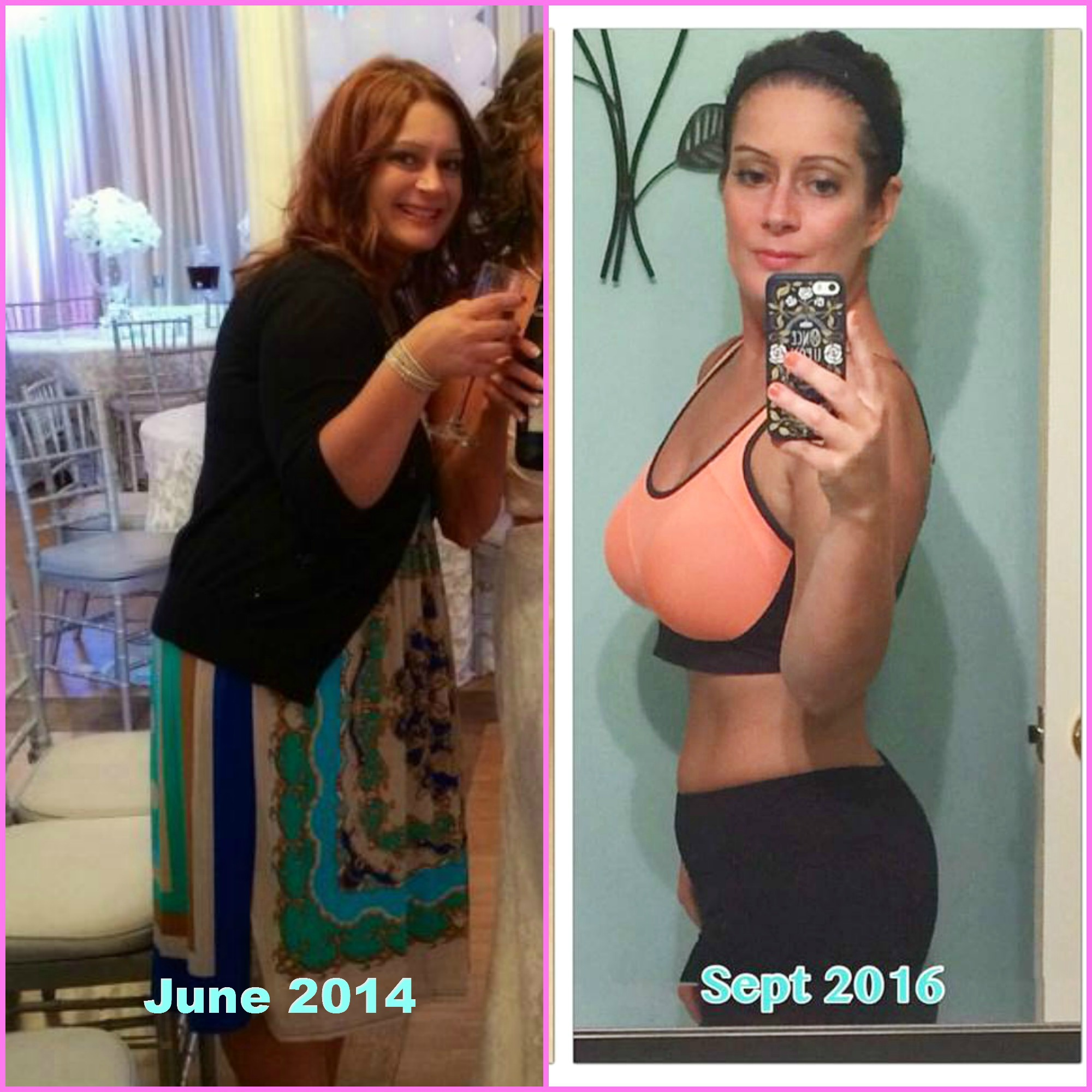 Great success story! Read before and after fitness transformation stories from women and men who hit weight loss goals and got THAT BODY with training and meal prep. Find inspiration, motivation, and workout tips | 48 Pounds Lost: Because Im worth it!