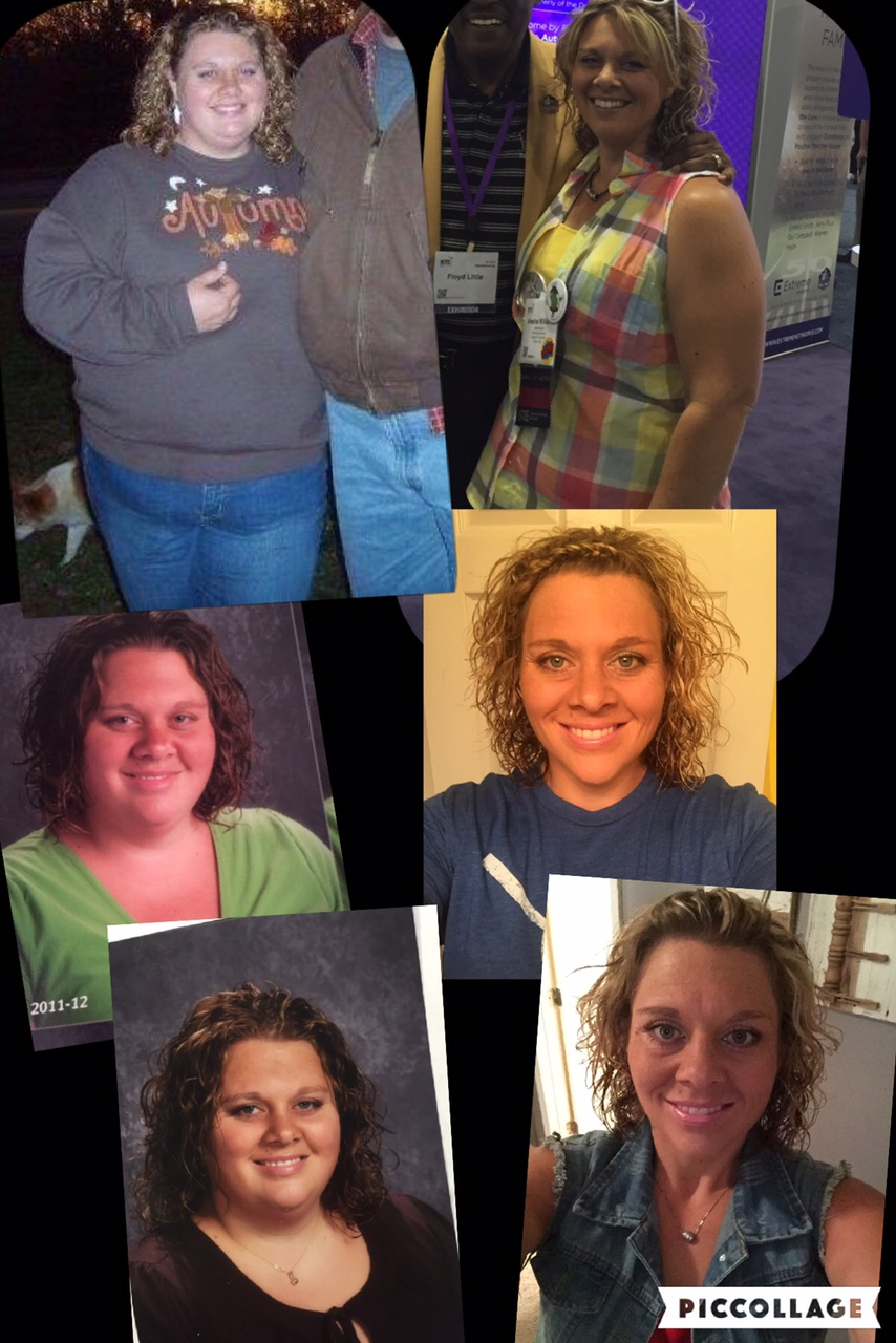 Great success story! Read before and after fitness transformation stories from women and men who hit weight loss goals and got THAT BODY with training and meal prep. Find inspiration, motivation, and workout tips | 97 Pounds Lost: Alesha Has Lost It!