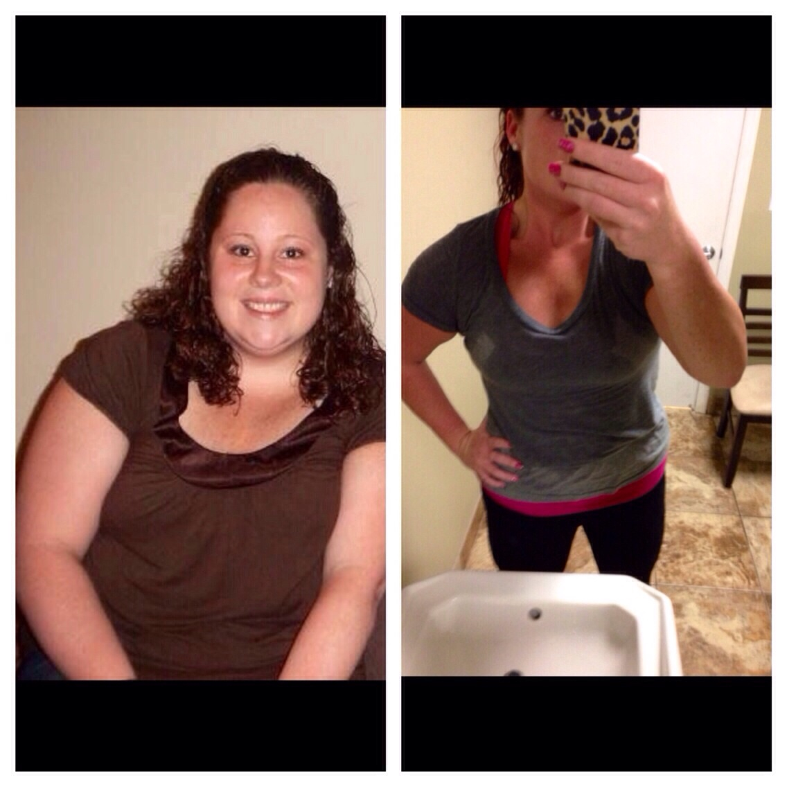 Great success story! Read before and after fitness transformation stories from women and men who hit weight loss goals and got THAT BODY with training and meal prep. Find inspiration, motivation, and workout tips   134 Pounds Lost: My new life! 134 Pounds Down (so far!)