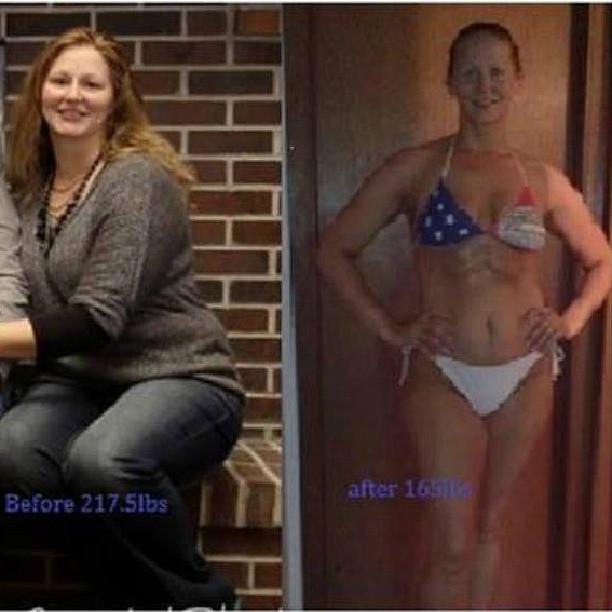 Great success story! Read before and after fitness transformation stories from women and men who hit weight loss goals and got THAT BODY with training and meal prep. Find inspiration, motivation, and workout tips   60 Pounds Lost:  A Moms Journey