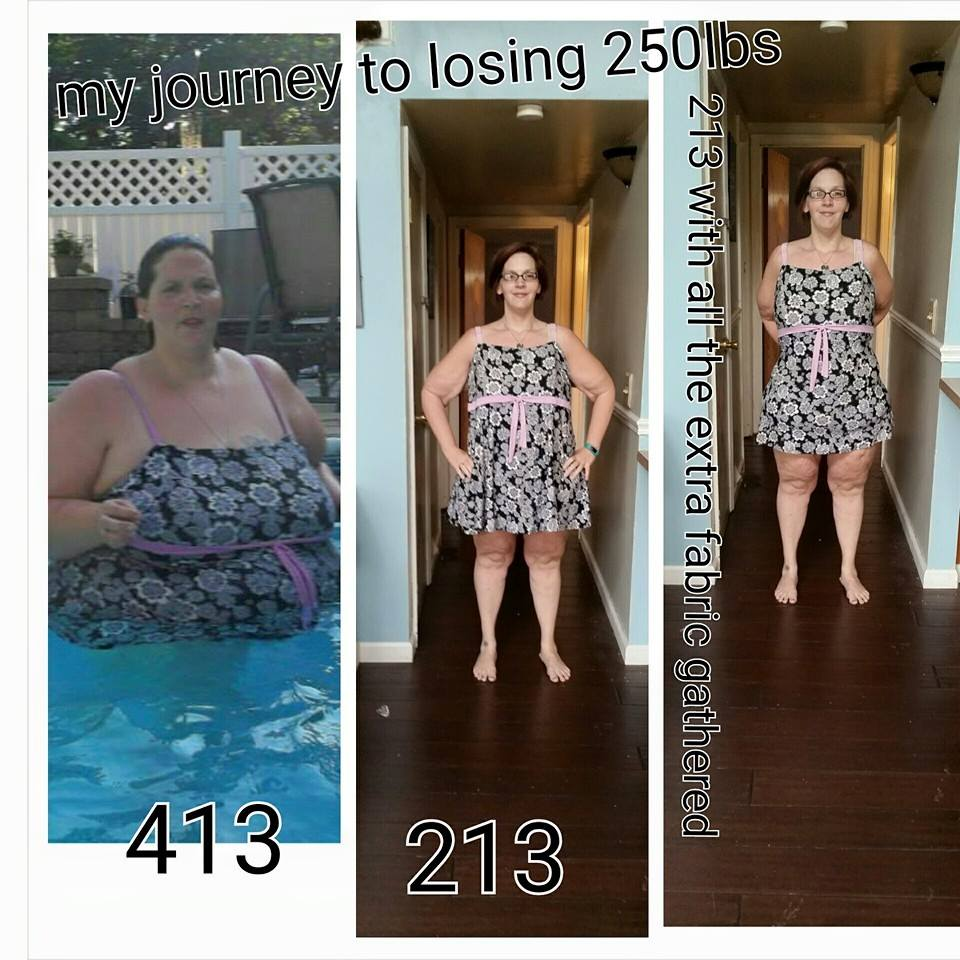 Great success story! Read before and after fitness transformation stories from women and men who hit weight loss goals and got THAT BODY with training and meal prep. Find inspiration, motivation, and workout tips | 214 Pounds Lost:  Learning to love me