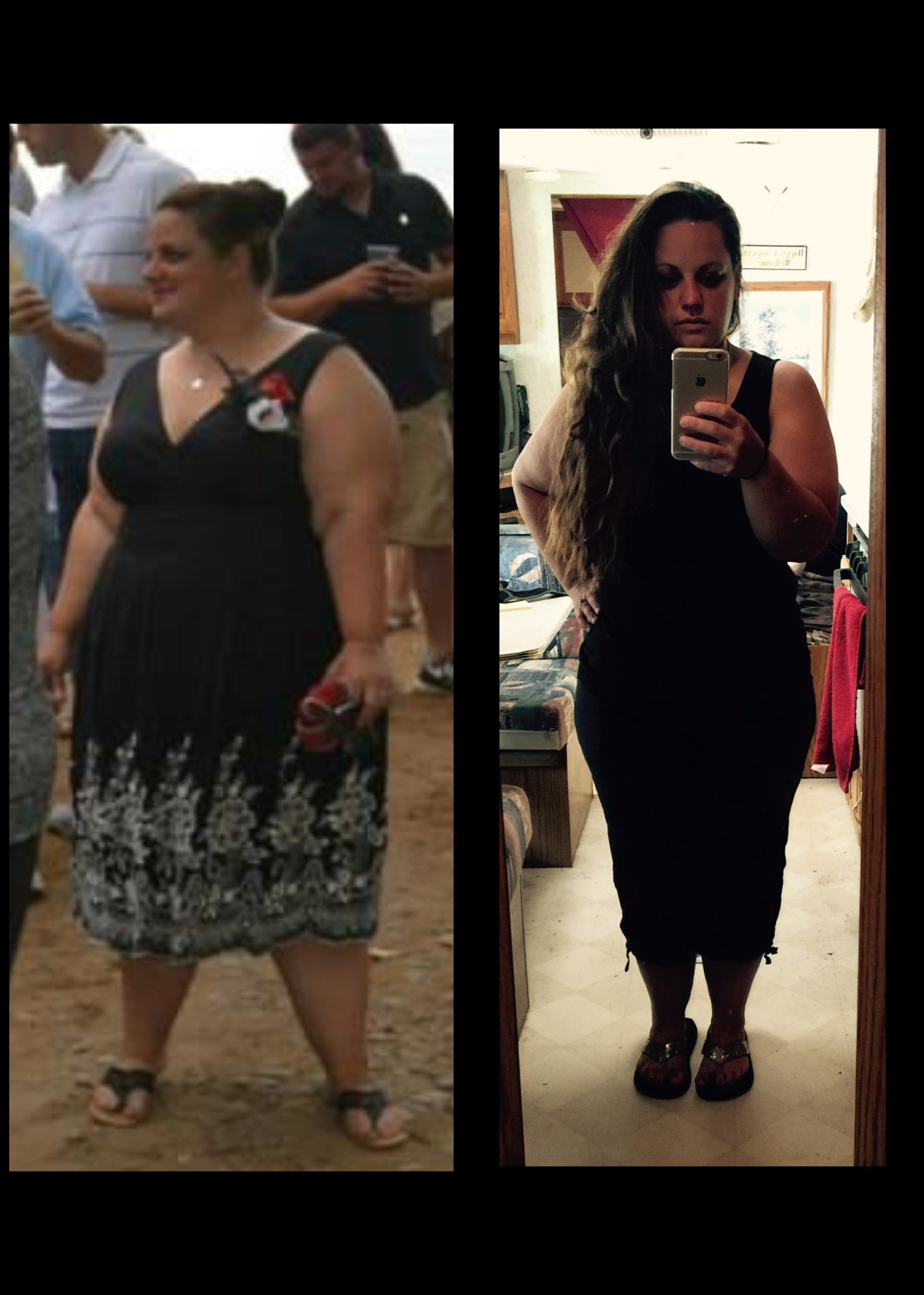 Great success story! Read before and after fitness transformation stories from women and men who hit weight loss goals and got THAT BODY with training and meal prep. Find inspiration, motivation, and workout tips | 98 Pounds Lost: Heather Does Life