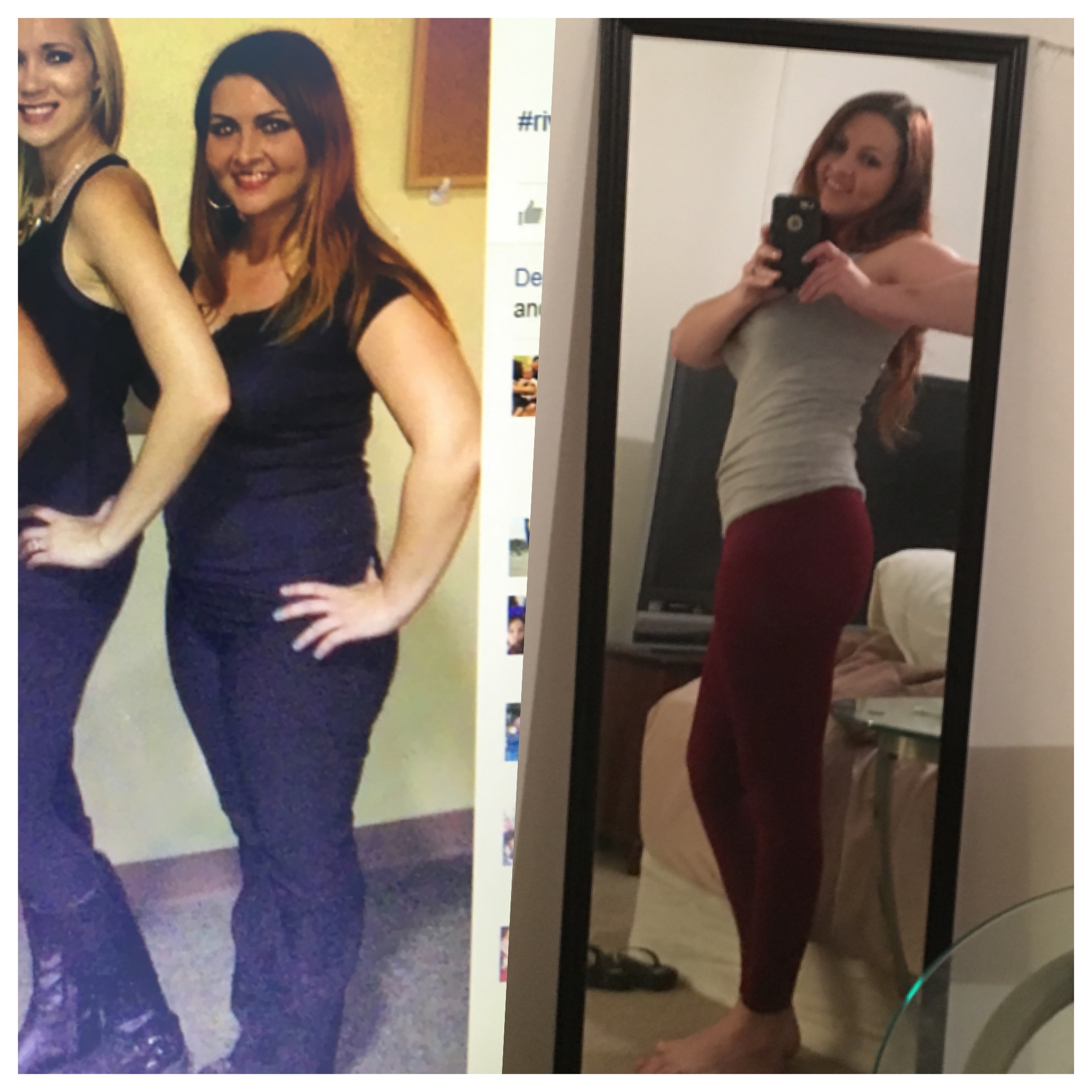 Great success story! Read before and after fitness transformation stories from women and men who hit weight loss goals and got THAT BODY with training and meal prep. Find inspiration, motivation, and workout tips | 42 Pounds Lost: Zumba changed my ways