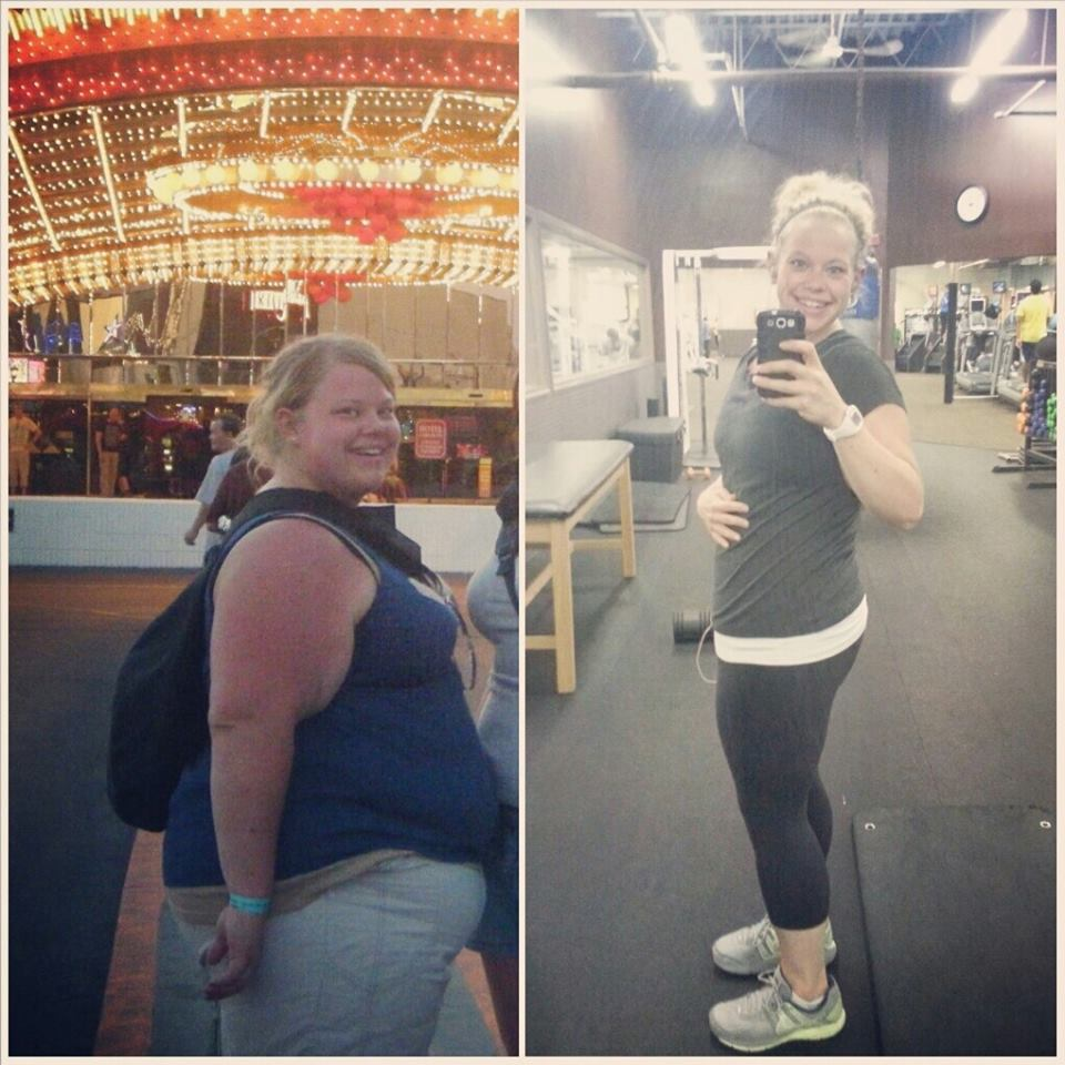 Great success story! Read before and after fitness transformation stories from women and men who hit weight loss goals and got THAT BODY with training and meal prep. Find inspiration, motivation, and workout tips | 130 Pounds Lost: Finally Learning to Love Myself and Live My Life After 25