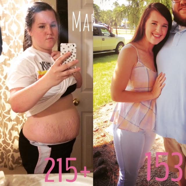 Great success story! Read before and after fitness transformation stories from women and men who hit weight loss goals and got THAT BODY with training and meal prep. Find inspiration, motivation, and workout tips | 96 Pounds Lost: New Mom on a Mission!