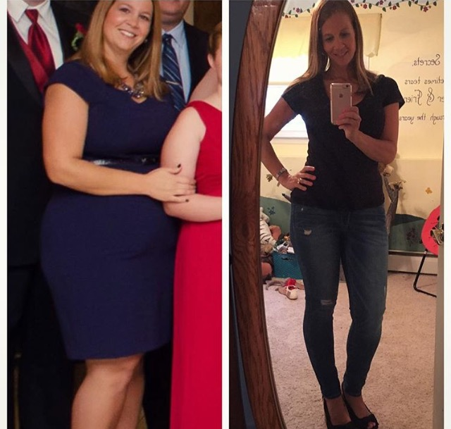 75 Pounds Lost: Healthy hearts and a joyful journey - The ...