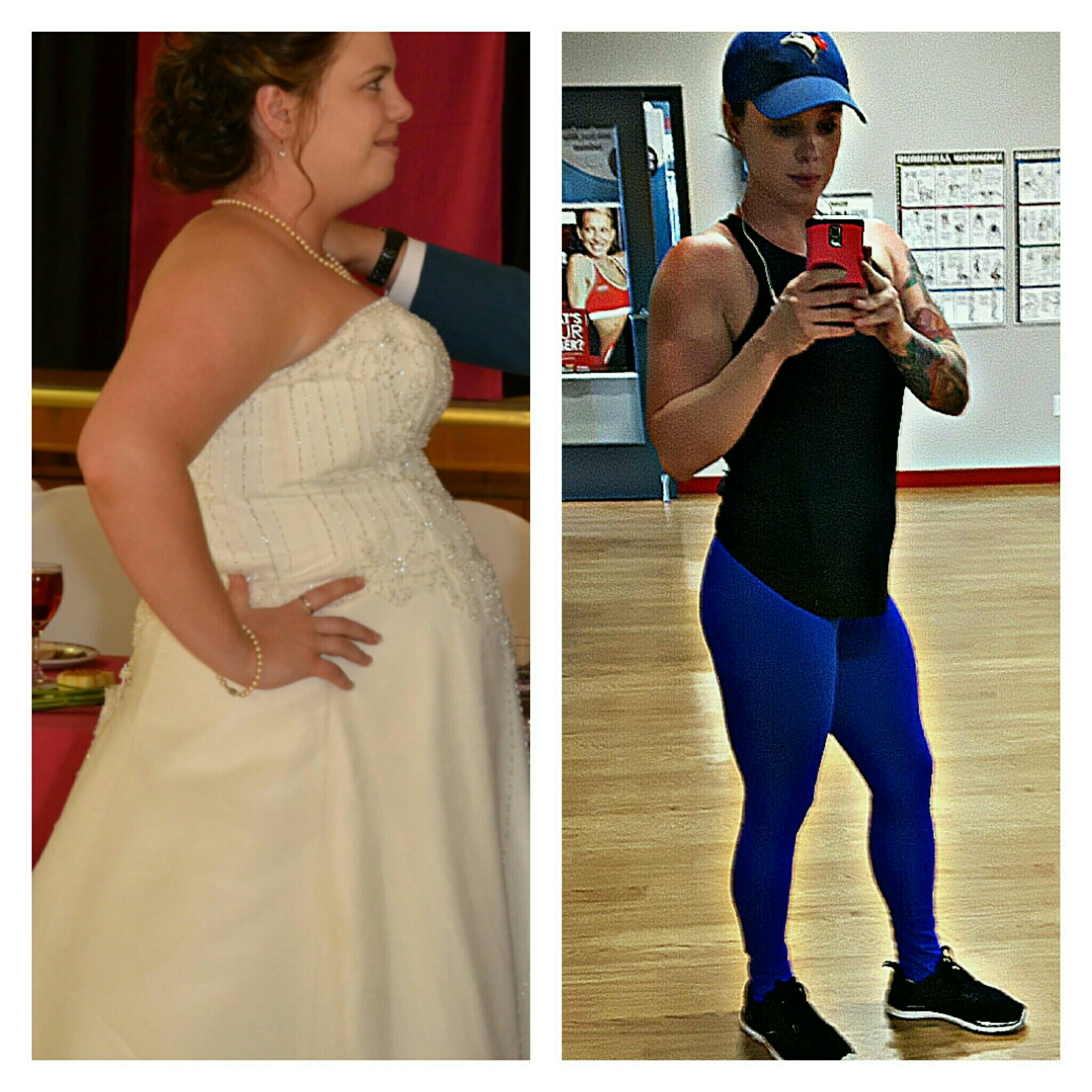 Great success story! Read before and after fitness transformation stories from women and men who hit weight loss goals and got THAT BODY with training and meal prep. Find inspiration, motivation, and workout tips | 100 Pounds Lost: I Fly With My Own Wings Now