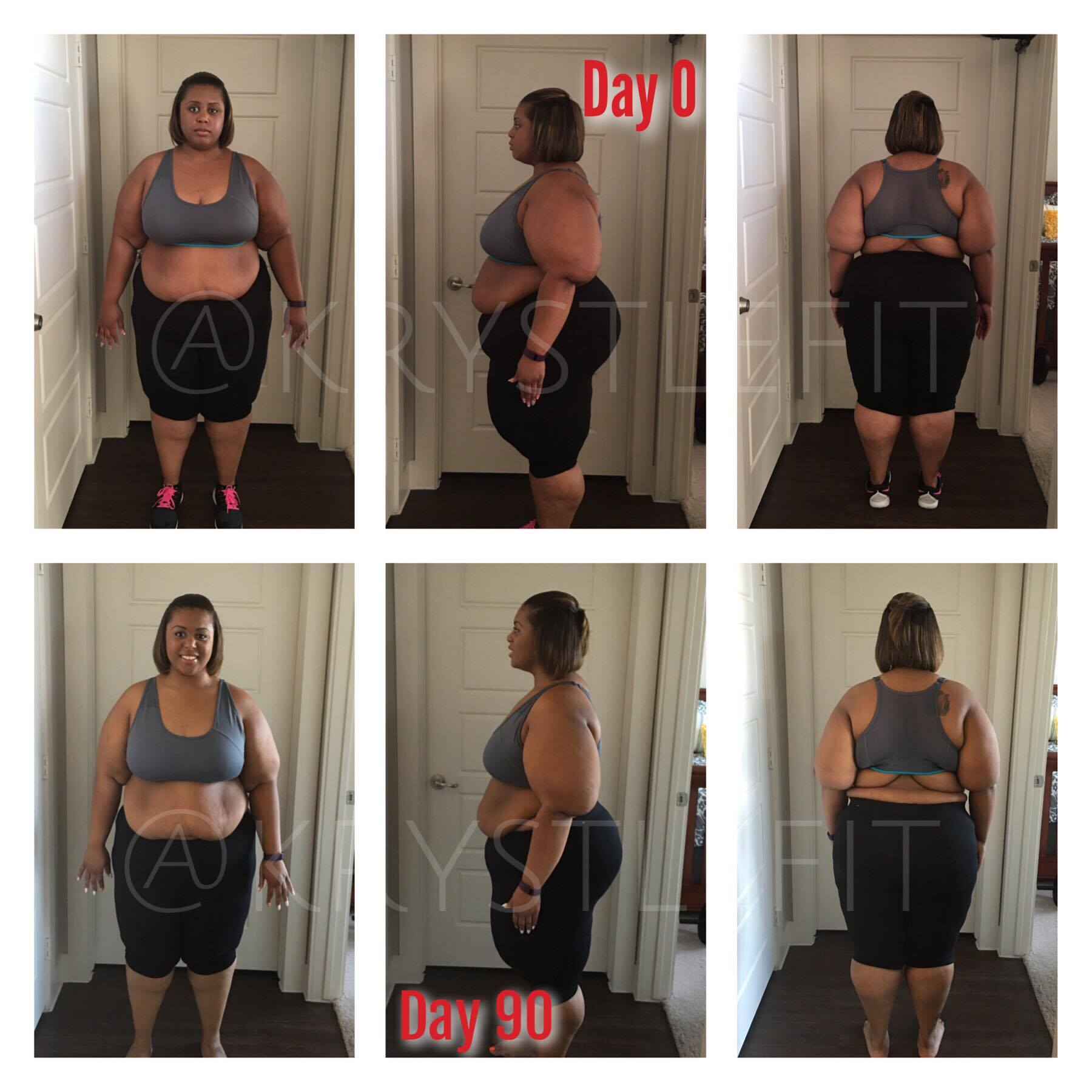 Great success story! Read before and after fitness transformation stories from women and men who hit weight loss goals and got THAT BODY with training and meal prep. Find inspiration, motivation, and workout tips | 49.5 Pounds Lost: Plus size woman on a Journey!