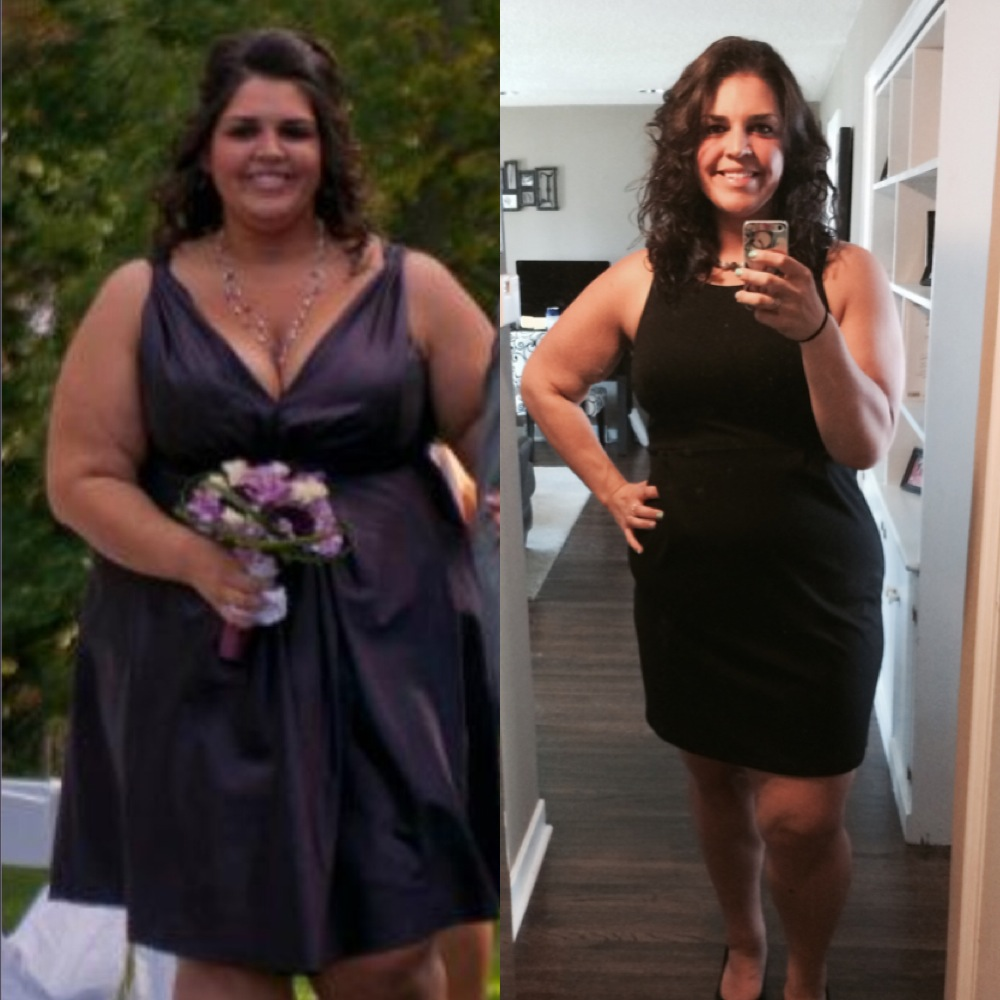 Great success story! Read before and after fitness transformation stories from women and men who hit weight loss goals and got THAT BODY with training and meal prep. Find inspiration, motivation, and workout tips | 105 Pounds Lost:  The big girl with the pretty face