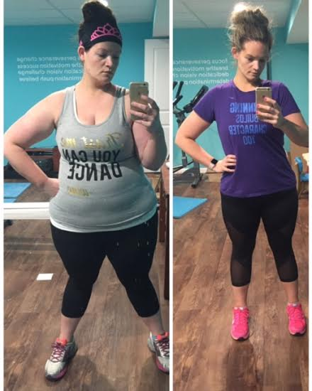 runner weight loss success stories