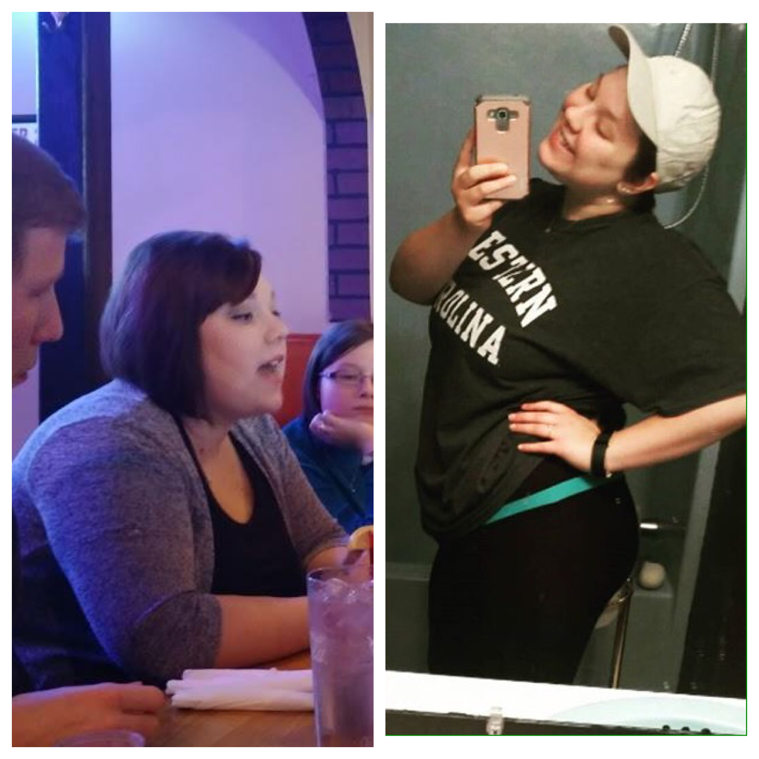 Great success story! Read before and after fitness transformation stories from women and men who hit weight loss goals and got THAT BODY with training and meal prep. Find inspiration, motivation, and workout tips | 28 Pounds Lost: Changing my life one step at a time.
