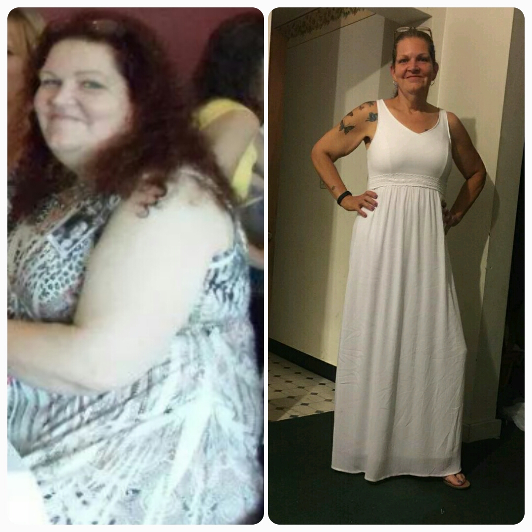 Great success story! Read before and after fitness transformation stories from women and men who hit weight loss goals and got THAT BODY with training and meal prep. Find inspiration, motivation, and workout tips | 80 Pounds Lost with Lifestyle Change