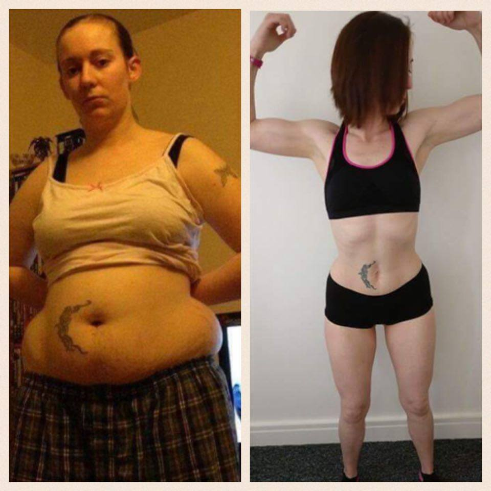 Great success story! Read before and after fitness transformation stories from women and men who hit weight loss goals and got THAT BODY with training and meal prep. Find inspiration, motivation, and workout tips | 72 Pounds Lost: My up and down journey