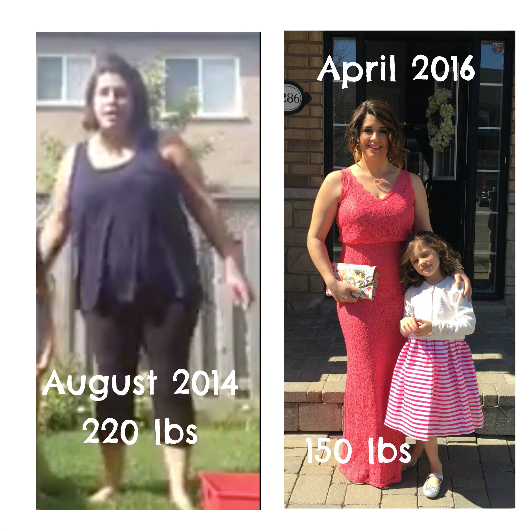 Great success story! Read before and after fitness transformation stories from women and men who hit weight loss goals and got THAT BODY with training and meal prep. Find inspiration, motivation, and workout tips | 120 Pounds Lost: I lost myself after my kids