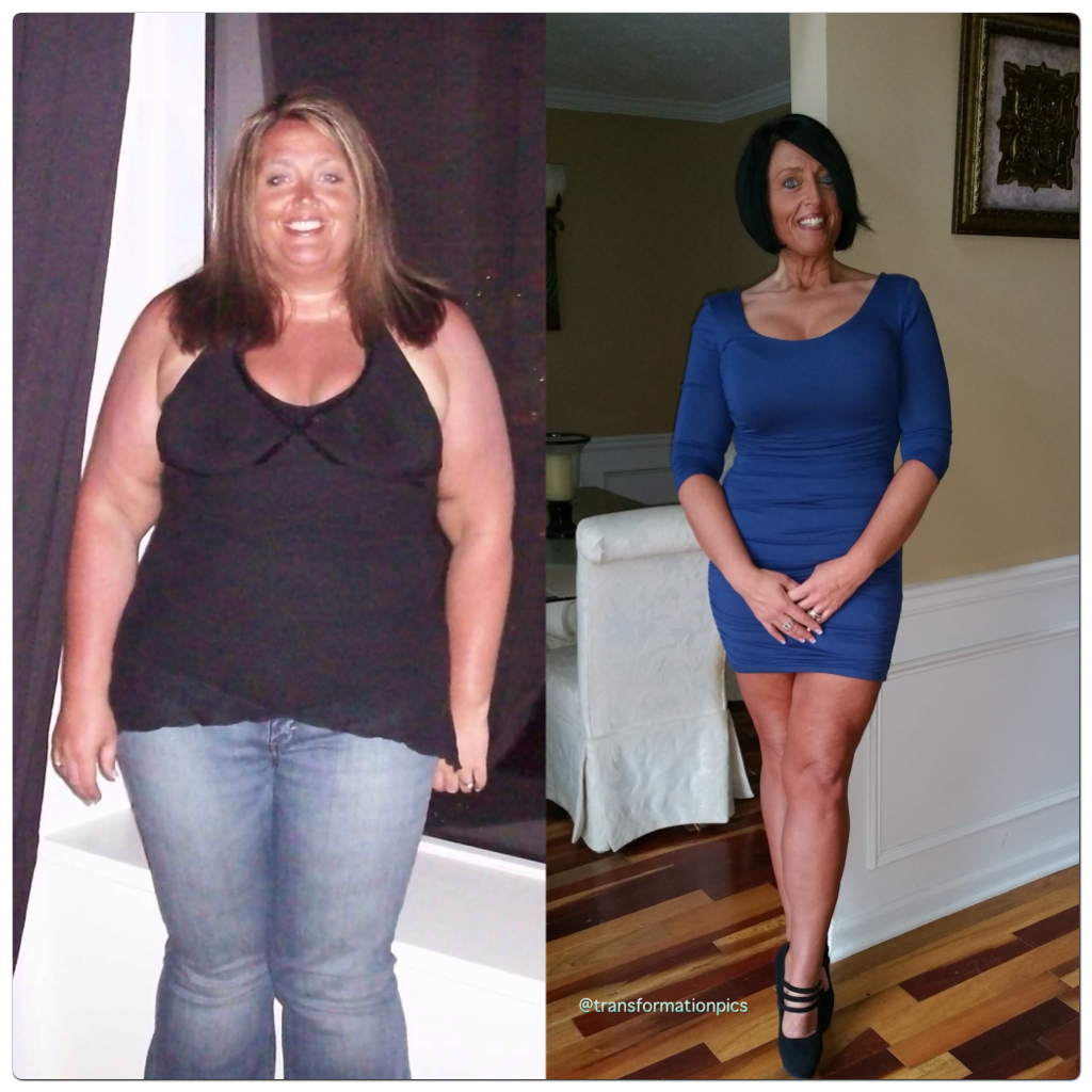 Great success story! Read before and after fitness transformation stories from women and men who hit weight loss goals and got THAT BODY with training and meal prep. Find inspiration, motivation, and workout tips | 103 Pounds Lost:  Gotta get it right!