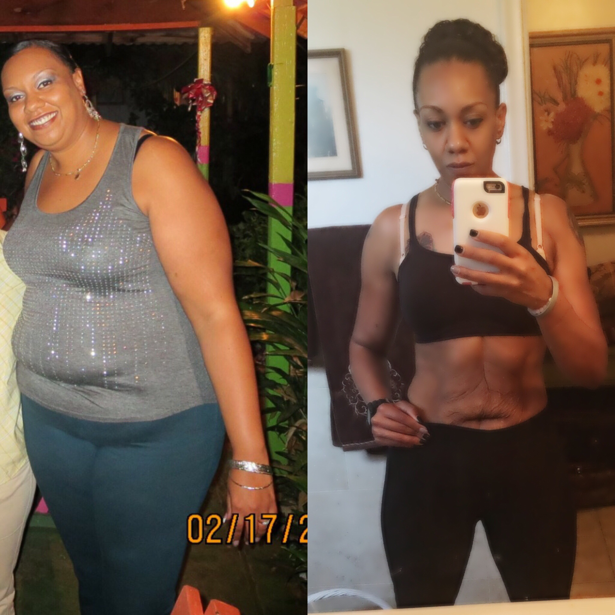 106 Pounds Lost: My weight lost Journey - The Weigh We Were