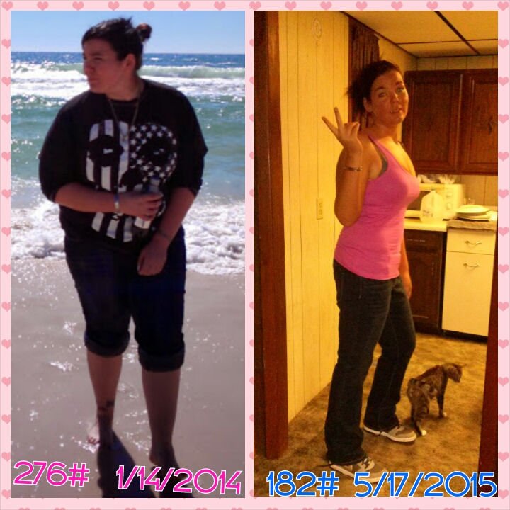 Great success story! Read before and after fitness transformation stories from women and men who hit weight loss goals and got THAT BODY with training and meal prep. Find inspiration, motivation, and workout tips | 109 Pounds Lost:  Lifelong battle