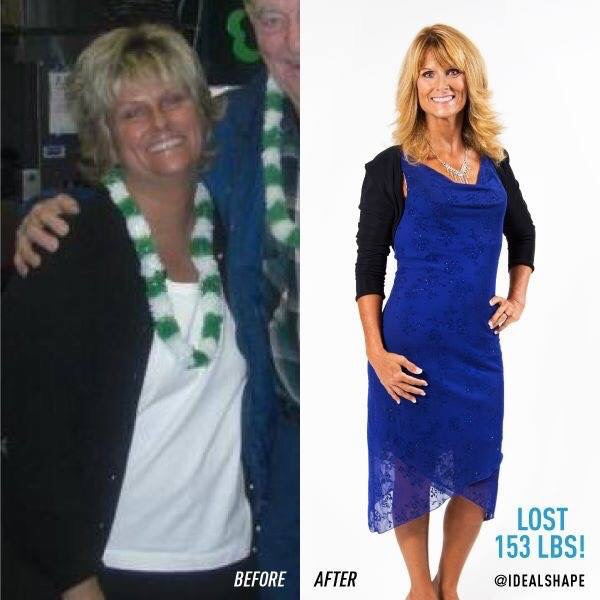 Great success story! Read before and after fitness transformation stories from women and men who hit weight loss goals and got THAT BODY with training and meal prep. Find inspiration, motivation, and workout tips | 158 Pounds Lost:  A Story of Survival!