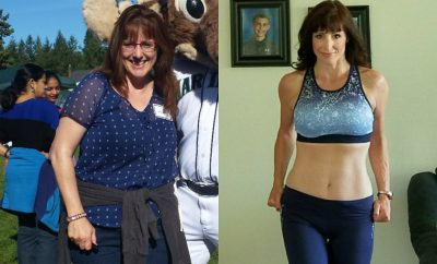 47 Pound Weight Loss Transformation – You're never too old to transform your life!