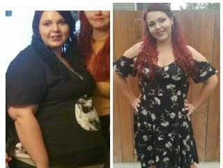 107 pounds lost and still going strong!