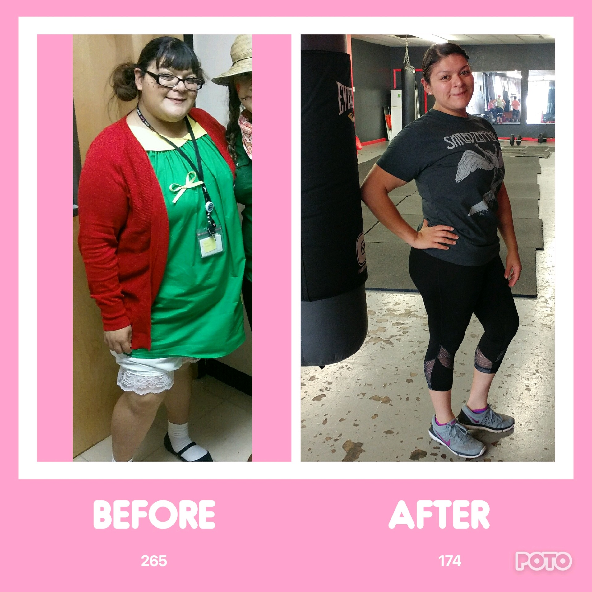 Jamie lost 90 pounds! See my before and after weight loss pictures, and read amazing weight loss success stories from real women and their best weight loss diet plans and programs. Motivation to lose weight with walking and inspiration from before and after weightloss pics and photos.