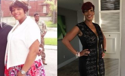 April's 50 Pound Weight Loss Transformation Story