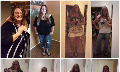 Tabitha's 90 Pounds Transformation – When enough truly became enough.