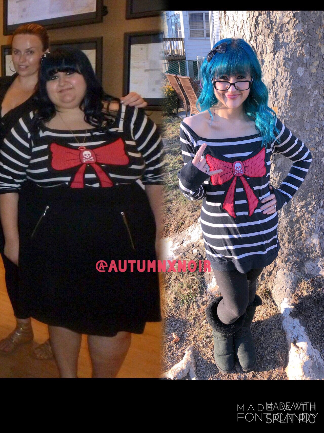 Heather lost 219 pounds! See my before and after weight loss pictures, and read amazing weight loss success stories from real women and their best weight loss diet plans and programs. Motivation to lose weight with walking and inspiration from before and after weightloss pics and photos.