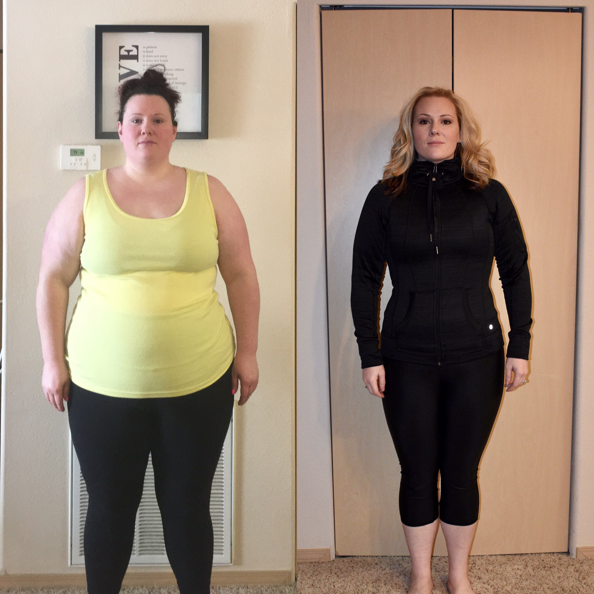 Real Weight Loss Success Stories: Andrea's 126 Pound Weight