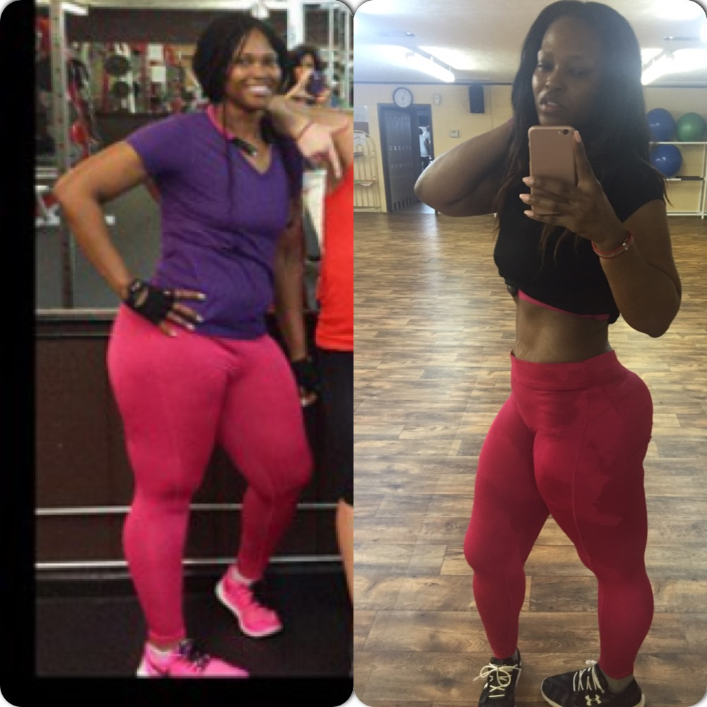 Weight Loss Success Story Keisha Loses 79 Pounds And