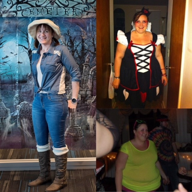 Kristyn lost 120 pounds! See my before and after weight loss pictures, and read amazing weight loss success stories from real women and their best weight loss diet plans and programs. Motivation to lose weight with walking and inspiration from before and after weightloss pics and photos.