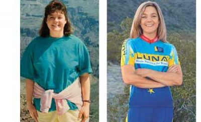 Weight Loss Before and After: Lisa Cut 90 Pounds With The Help Of A Team