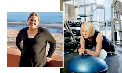 Real Weight Loss Success Stories: Chelle Lost 55 Pounds By Eating Healthy For Good