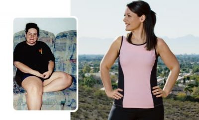 Weight Loss Story: Stephanie Long