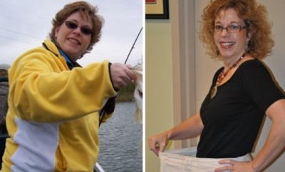 Alison Got Hooked On Exercise And Lost 75 Pounds