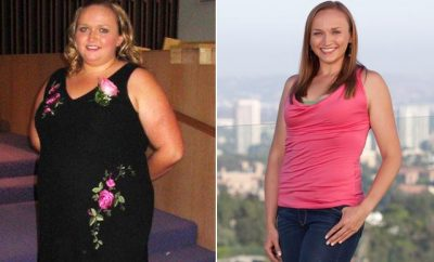 Weight Loss Before and After: Amanda Learned To Enjoy Exercise And Lost 135 Pounds