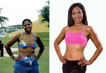 Before And After: Amber Loses 40 Pounds By Focusing On Healthy Eating Habits
