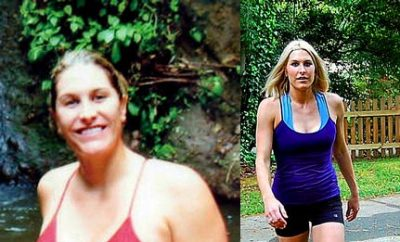 Amy Henry, of Atlanta, loses 35 pounds