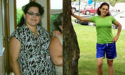 Weight Loss Before and After: Anna Cuts 75 Pounds By Eating Whole Foods