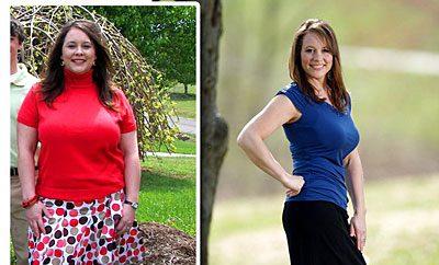 How Ashli Johnson Lost 66 Pounds