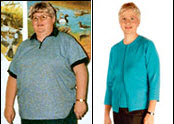 Brenda lost 125 pounds! See my before and after weight loss pictures, and read amazing weight loss success stories from real women and their best weight loss diet plans and programs. Motivation to lose weight with walking and inspiration from before and after weightloss pics and photos.