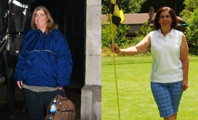 Weight Loss Success Stories: Diane Shed 15 Pounds After Being Too Fat To Exercise
