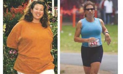 Real Weight Loss Success Stories: Julie Runs To Lose Weight Fast And Drops 55 Pounds