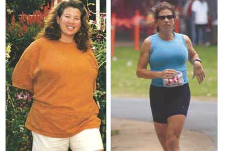 Julie lost 55 pounds! See my before and after weight loss pictures, and read amazing weight loss success stories from real women and their best weight loss diet plans and programs. Motivation to lose weight with walking and inspiration from before and after weightloss pics and photos.
