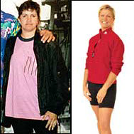Weight Loss Success Stories: Cammy Dropped 60 Pounds By Running