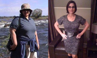 Real Weight Loss Success Stories: Caroline Freed Herself of Fast Food And Lost 145 Pounds