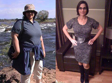 Caroline lost 145 pounds! See my before and after weight loss pictures, and read amazing weight loss success stories from real women and their best weight loss diet plans and programs. Motivation to lose weight with walking and inspiration from before and after weightloss pics and photos.