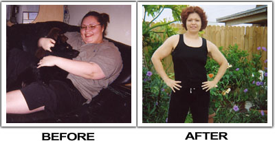 Christiane Lost Weight By Diet and Exercise