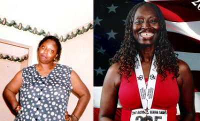 Before And After: Clovis Lost 87 Pounds To Be There For Her Sons
